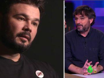 El periodista Jordi Évole adelanta en El Intermedio detalles sobre el programa del domingo Salvados: El dilema