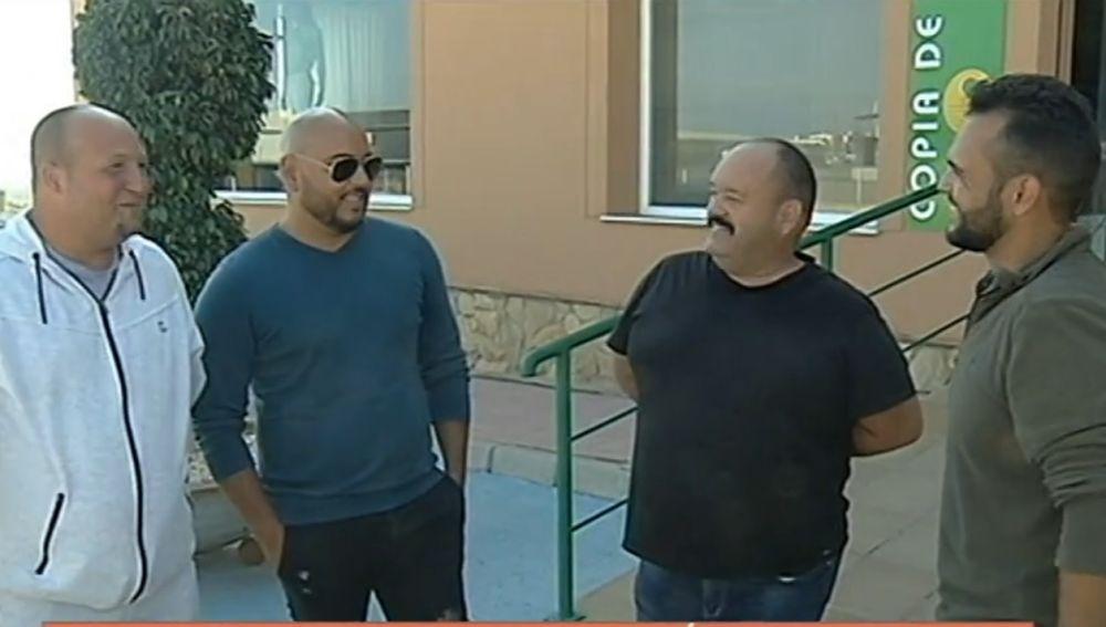 Los cuatro hombres que salvaron a una mujer de ser violada en Almería