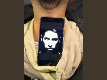 La foto de Sergio Ramos que llevó el aficionado