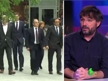 """Jordi Évole defiende la absolución de los políticos catalanes presos: """"Creo el delito de rebelión no existe"""""""