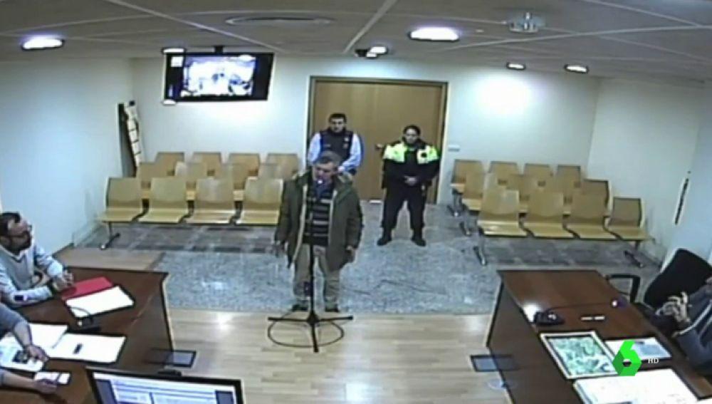 """Jorgi Magentí declara por primera vez ante el juez: """"Yo no he acabado con la vida de esa pobre gente"""""""