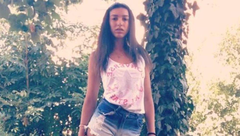 Desiree, menor asesinada en Italia