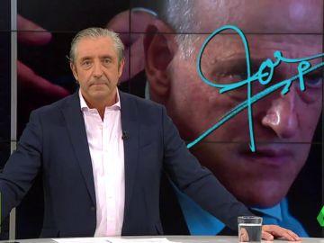 """Josep Pedrerol: """"Tebas. Eres el presidente de La Liga, pero no eres el propietario de La Liga"""""""