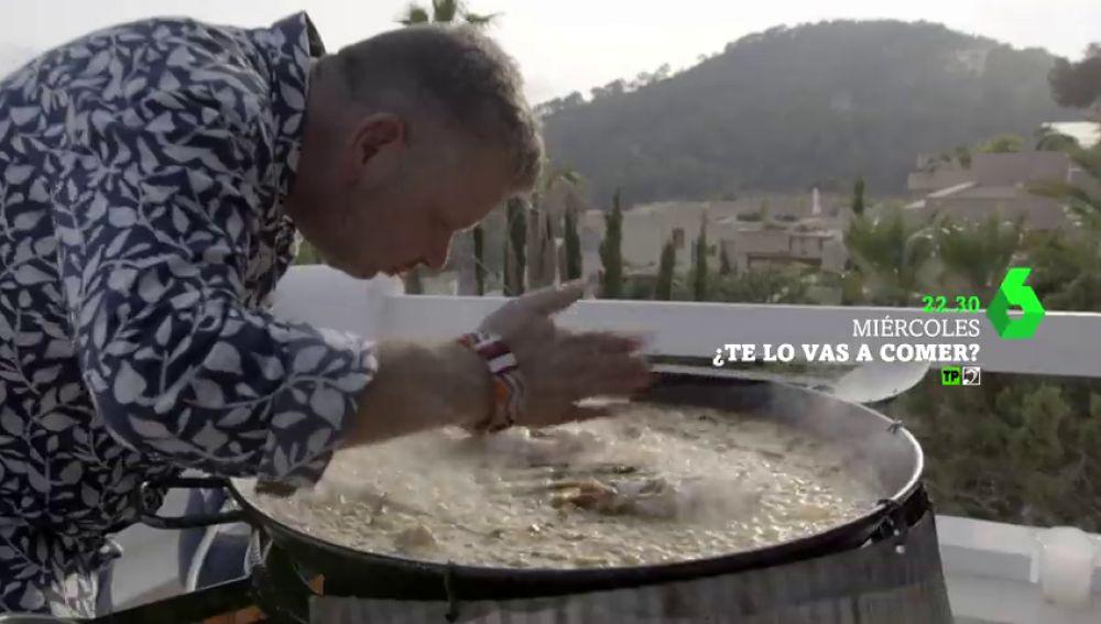 Chicote viaja a Ibiza en busca de los catering ilegales, en ¿Te lo vas a comer?