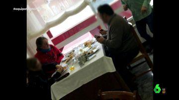 Controlar el negocio inmobiliario y su patrimonio: el objetivo de los viajes de Sito a Galicia
