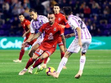 Valladolid y Espanyol se enfrentan en el José Zorrilla