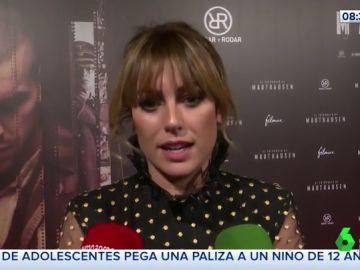 Las primeras declaraciones de Blanca Suárez con las que confirma su relación con Mario Casas