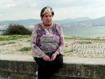 """La lucha de Carmen Avendaño contra la droga en Galicia: """"Sito me dijo que tuviera cuidado. Me cortaron los frenos"""""""