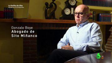 """Habla el abogado de Sito Miñanco: """"Han estado dos años investigándole para después no encontrarle ni un gramo de droga"""""""