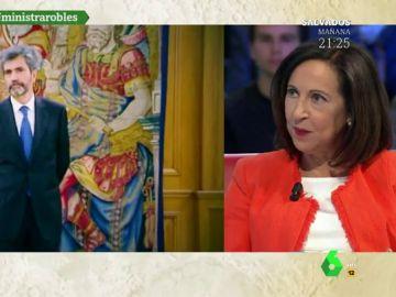 """Margarita Robles, sobre el giro del Supremo sobre las hipotecas: """"Las disculpas de Lesmes no son suficientes"""""""