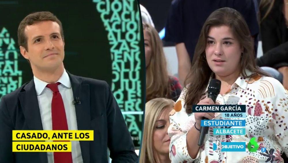 """La opinión de Pablo Casado sobre feminismo: """"Para mí el colectivismo no es bueno, soy liberal"""""""