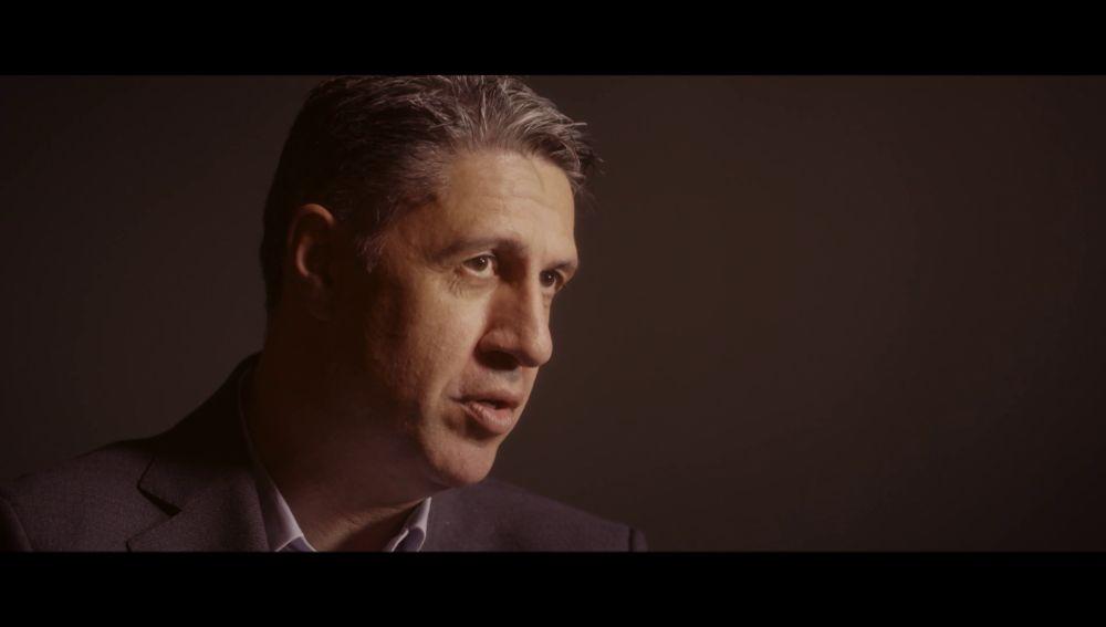 Xavier García Albiol en Salvados: El dilema