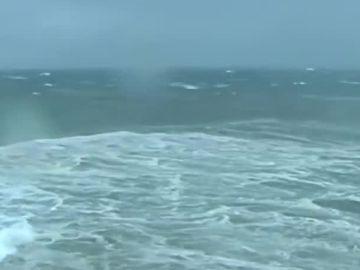 Imagen del mar en Galicia