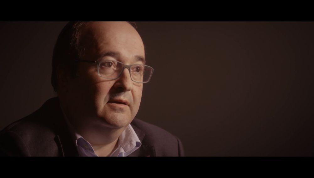 Miquel Iceta en Salvados: El dilema