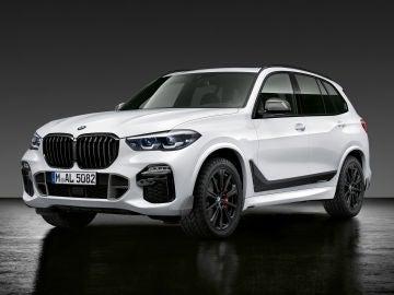BMW X5 un carácter más deportivo