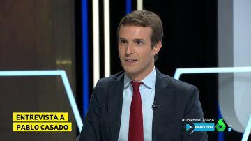 """Pablo Casado respalda las declaraciones de Tejerina sobre los niños andaluces: """"No lo dice ella, lo dice PISA"""""""
