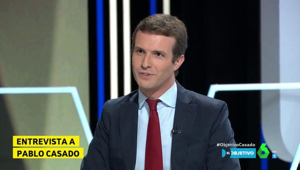 """Pablo Casado aclara sus polémicas palabras sobre Pedro Sánchez: """"Yo no dije que el presidente es un golpista"""""""