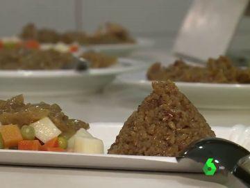 Una de los platos que se pueden disfrutar en Lavapiés.
