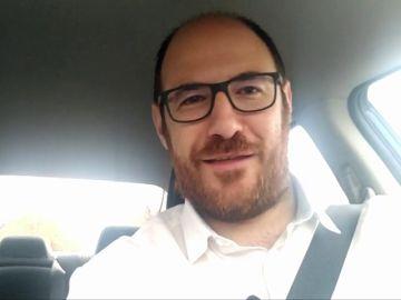 El enviado especial de laSexta, Carlos Hernández, viaja a EEUU
