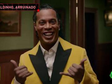 Ronaldinho debe dos millones de euros y la justicia brasileña le retira el pasaporte