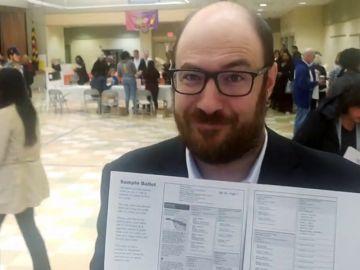 El enviado especial de laSexta, Carlos Hernández, viaja hasta el estado de Maryland