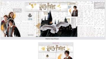 Sello de Harry Potter