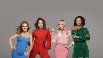 Las Spice Girls anuncian gira una década después