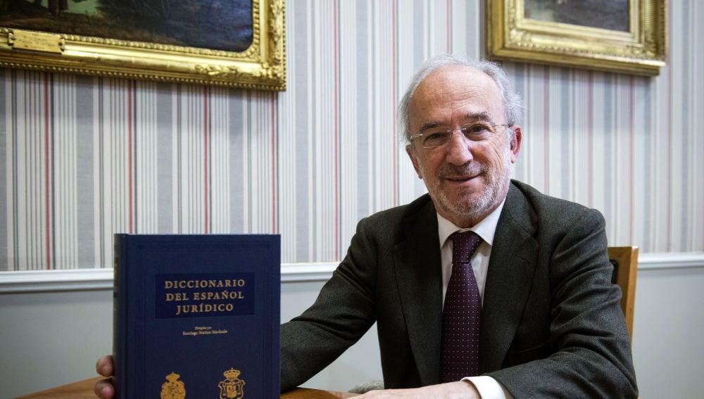 Santiago Muñoz Machado, Premio Nacional de Historia 2018