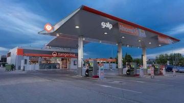 Gasolinera Galp (Archivo)