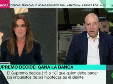 """Gonzalo Bernardos, tras la sentencia del Supremo: """"Estoy indignado y estupefacto. Cada vez que pase algo así, va a ganar la banca"""""""