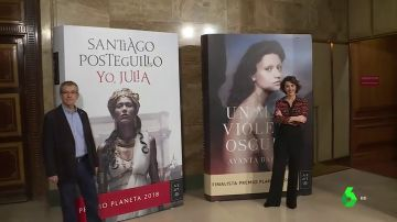 Presentan las novelas ganadoras del Premio Planeta en el Instituto Cervantes