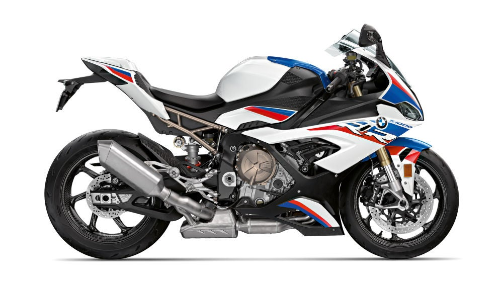 BMW S 1000 RR lateral
