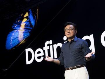 Keynote de Samsung