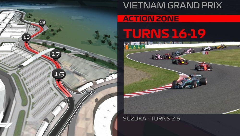 El GP de Vietnam llegará a la F1 en 2020