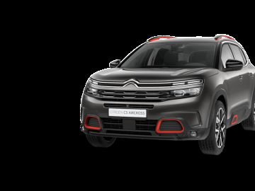 Nuevo SUV C5 Aircross serie especial Comfort Class Edition