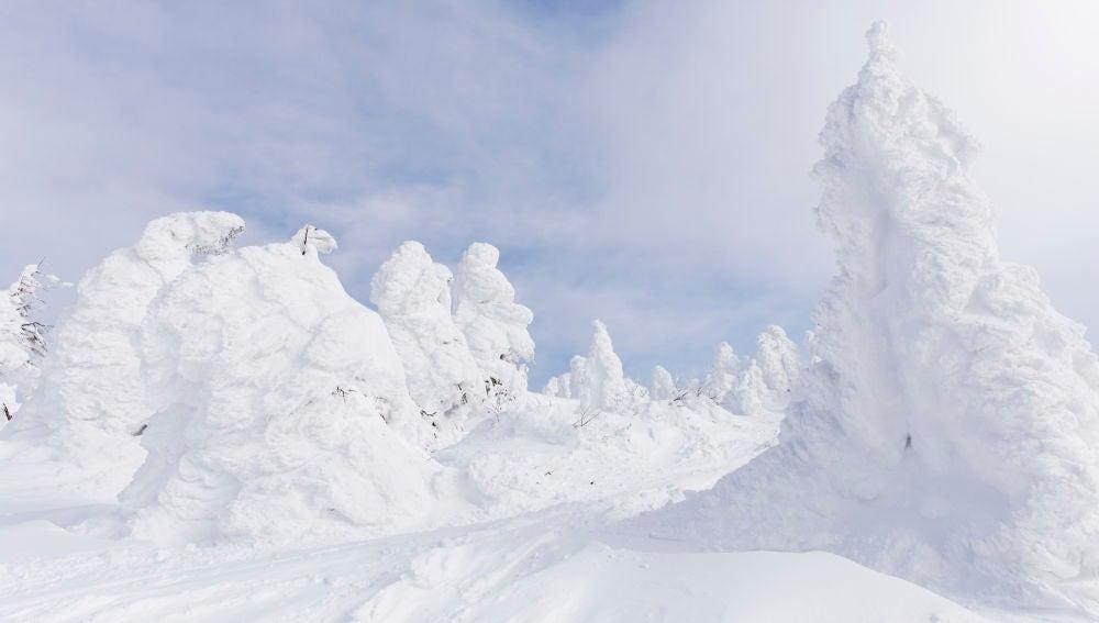 Esquí en Zao