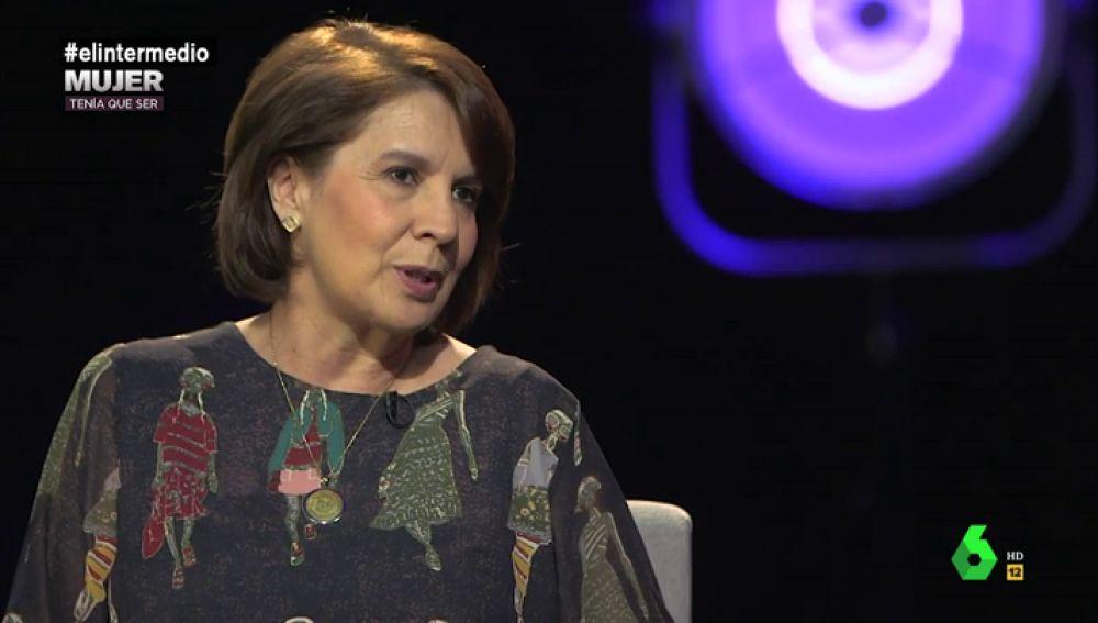 """Rosalía Arteaga: """"Cuando llegué a la presidencia me cortaron las patas de la silla para que pareciera más pequeña que el presidente"""""""