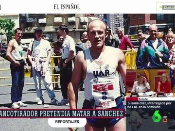 Manuel Murillo Sánchez, el detenido por querer matar a Pedro Sánchez
