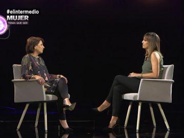 """Rosalía Arteaga: """"La violencia de género se combate con educación porque es la que te da la fuerza para denunciar y para tener la autonomía económica"""""""
