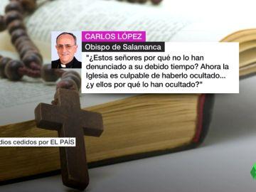 obispo salamanca