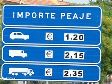 REEMPLAZO   El Gobierno abre la puerta a poner peajes en las principales autovías y autopistas públicas
