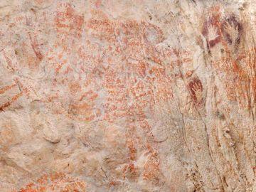 La obra de arte figurativo más antigua que se conoce