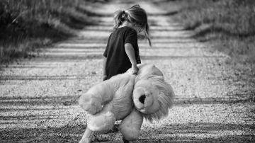 Un niño pequeño al que pegan puede tener problemas de mayor.