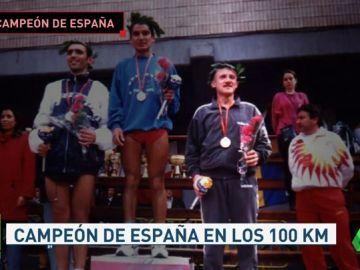 El francotirador detenido por intentar atentar contra Pedro Sánchez, fue un reconocido ATLETA INTERNACIONAL en los 90.