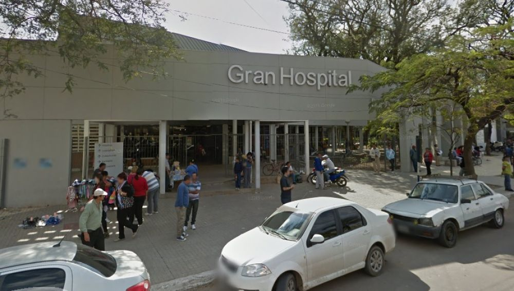 Hospital de Chaco, Argentina