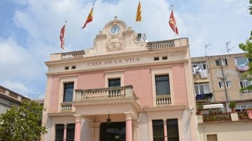 Sede del Ayuntamiento de Rubí