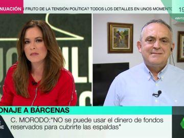 """Manuel Cerdán: """"El chófer de Bárcenas tiene un pasado en el PP, también lo fue de Granados"""""""