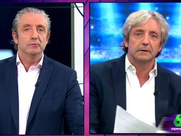 """Este es el increíble cambio de look de Josep Pedrerol que """"lo ha petado"""" en redes sociales"""