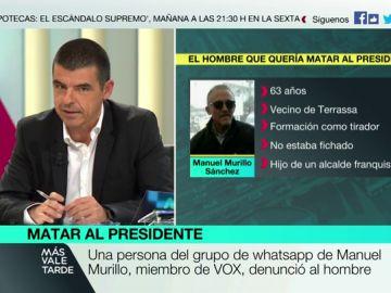 Hijo de un alcalde franquista, exatleta y sin antecedentes penales: detallamos el perfil del francotirador que quería matar a Sánchez