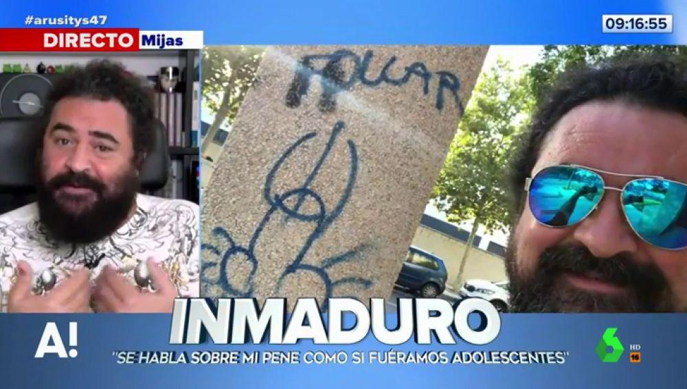 """Las pruebas gráficas de la """"inmadurez"""" de El Sevilla"""